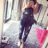 quần jeans yếm rách mickey army Mã: QD729