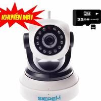 Camera IP WIFI 3G + Tặng thẻ nhớ 32G