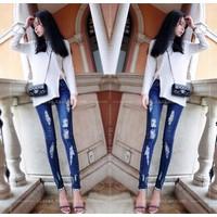 quần jeans skinny rách Mã: QD1031