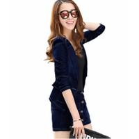 Sét áo vest+ quần váy Denim 6596