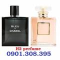 Nước Hoa Chanel Bộ Đôi Chanel Blue + Coco Nồng Nàn Quyến Rủ TS0006