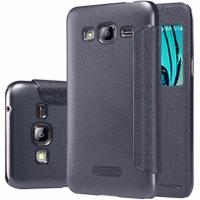 Bao da Samsung Galaxy J7 – Nillkin Đen