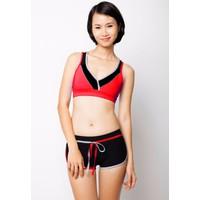 Bộ quần áo tập thể dục thẩm mỹ TM038