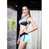 Bộ quần áo tập thể dục thẩm mỹ TM036