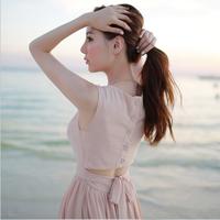 Đầm nhập cao cấp - Đầm maxi mùa hè (Đi biển)  thời trang cao cấp