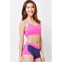 Bộ quần áo tập thể dục thẩm mỹ TM041
