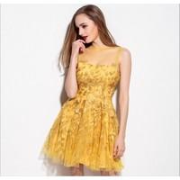 Đầm dạ hội cao cấp ML16966 - Hình thật