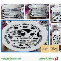 Kem trắng da cốt bò sữa Extracting Milk Thailand