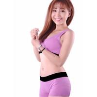 Bộ quần áo tâp thể dục thẩm mỹ TM031