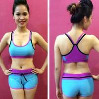 Bộ quần áo tâp thể dục thẩm mỹ TM032