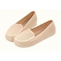 Giày Lười Nhựa Nữ