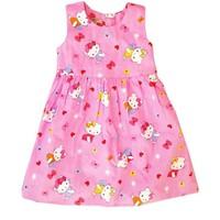 Đầm katê Burberry cho bé từ 7-10 tuổi