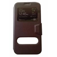 Bao da cho Samsung Galaxy S5 Onjess Nâu