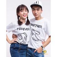 Áo đôi cặp đôi - Together Forever