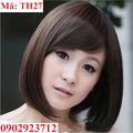 Tóc Giả Nữ Hàn Quốc Tặng Lưới - TH27