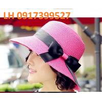 nón rộng vành FeDora đi biển loại 1 thời trang Hàn Quốc  mới L120138
