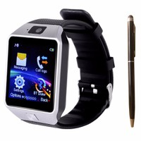 Đồng hồ thông minh DZ-09 đen tiếng việt-sim-thẻ nhớ-camera