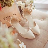 Giày cao gót Nina kiểu xinh xắn - LN274