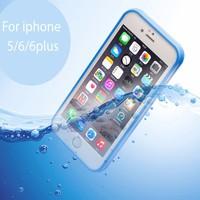 Ốp iphone chống nước 6