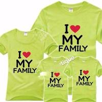 Combo 4 áo thun gia đình cao cấp - AGD0241