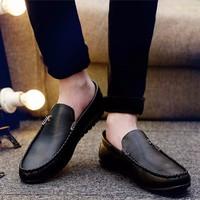 Giày lười nam GD48