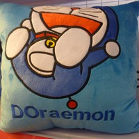 Gối Doremon