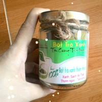 Bột trà xanh thái nguyên