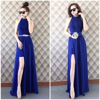 Đầm dạ hội xinh xắn D2017