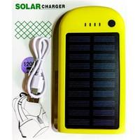 Pin dự phòng năng lượng mặt trời Power Bank 12000 - đèn pin đi đêm