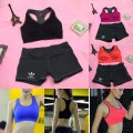 TT 05 - Bộ quần áo thể thao nữ tập Gym Yoga Aerobic
