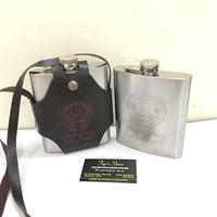 Bình Đựng Rượu Inox CCCP truyền thống 18oz 500ml