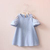 Đầm cotton hè cho bé yêu từ 1 đến 5 tuổi - VX509