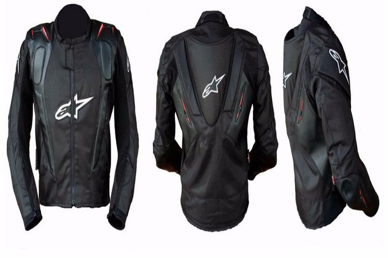 QUAN AO MOTO RACING BOY ALPINESTAR SUZUKI FOX Do Bao Ho OTO MOTO XE MAY - 9
