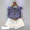 Bộ áo và quần cho bé gái - VX532