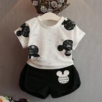 Bộ quần áo cao cấp hè cho bé gái từ 1 đến 5 tuổi -  VX556