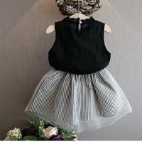 Đầm ren cao cấp bé gái 1 đến 5 tuổi hàng nhập - VX585