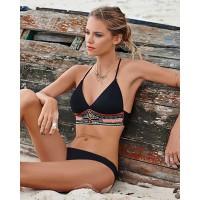 Áo tắm bikini hai mảnh thổ cẩm Sicogo