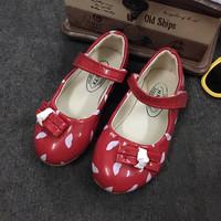 Giày búp bê bé gái từ 3 đến 5 tuổi GBG11