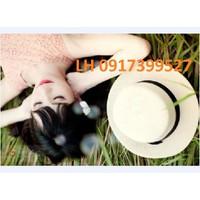 nón rộng vành loại 1 thời trang Hàn Quốc chống tia UV mới L120149