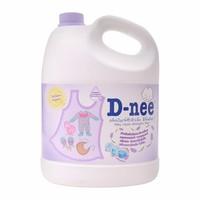 Nước giặt xả D-nee Yellow Room 3 lít