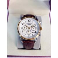 Đồng hồ  nam dây da giá tốt LG2556L-SG-6K