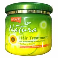 Kem Ủ tóc lạnh Lolane Natura hoa cúc Thái Lan 250ml