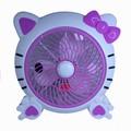 Quạt mini Hello kitty