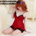 Đầm Ngủ Sexy Ren Lụa D351