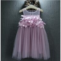 Đầm ren bé gái từ 1 đến 5 tuổi hàng cao cấp - V599