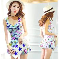 Bikini váy hoa - Quần rời cực xinh