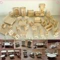 Bộ mô hình lắp ghép gỗ 3D