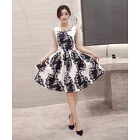 Đầm xòe thời trang cao cấp AD362