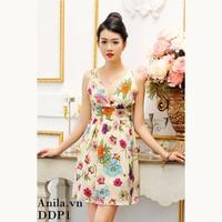 Đầm hoa Anila