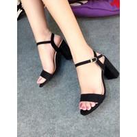 HÀNG LOẠI I - Giày sandal đế vuông